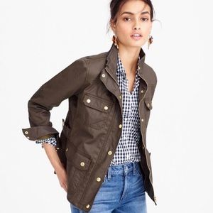 J. Crew • The Downtown Field Jacket